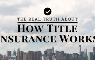 Ontario Title Insurance
